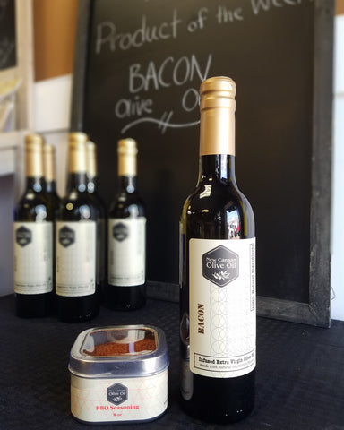 Bacon Olive Oil at New Canaan Olive Oil in CT