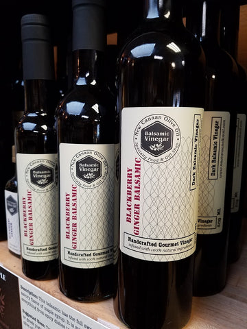Blackberry Ginger Balsamic Vinegar in New Canaan CT