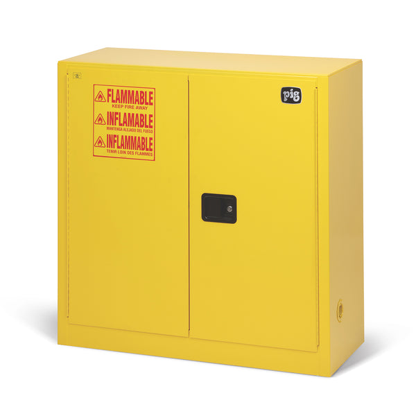 PIG® Flammable Liquid Storage Cabinet - CABK719