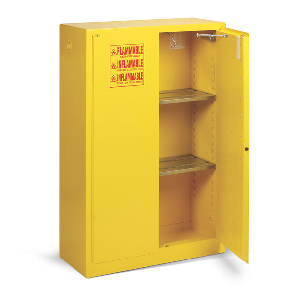 PIG® Flammable Liquid Storage Cabinet - CABK714