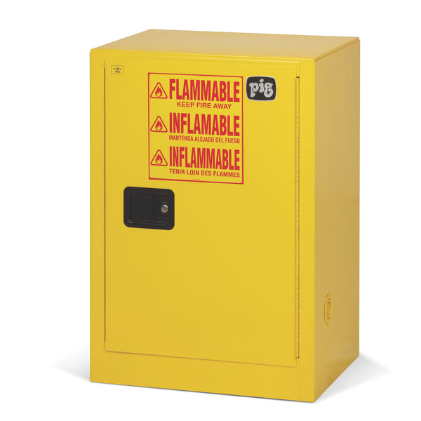 PIG® Flammable Liquid Storage Cabinet - CABK734