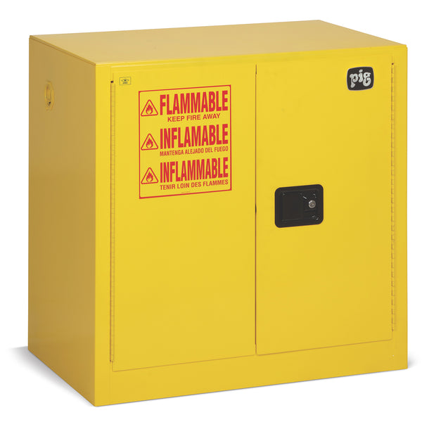 PIG® Flammable Liquid Storage Cabinet - CABK735