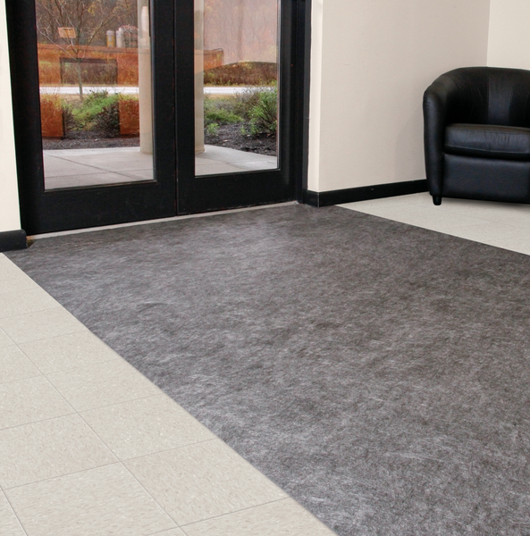 PIG® Grippy® Adhesive-Backed Floor Mat -  GRP24200