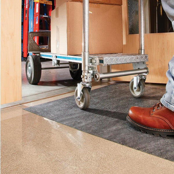 PIG® Grippy® Adhesive-Backed Floor Mat -  GRP36301