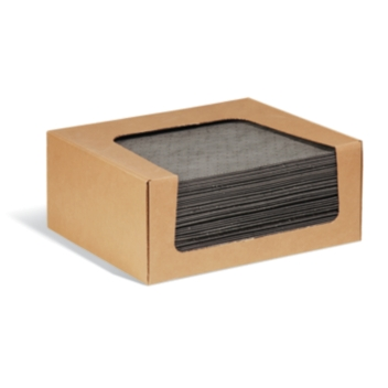 PIG® Elephant Absorbent Mat Pad in Dispenser Box - MAT169