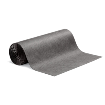 PIG® Elephant Absorbent Mat Roll with Poly Backing - MAT270