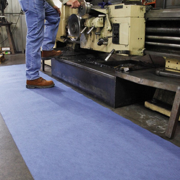 PIG® Grippy® Adhesive-Backed Absorbent Mat - MAT3250