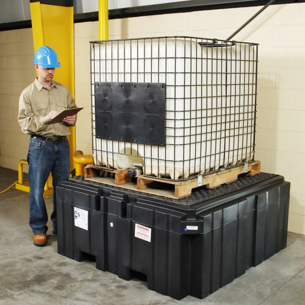 PIG® Poly IBC Containment Pallet - PAK735