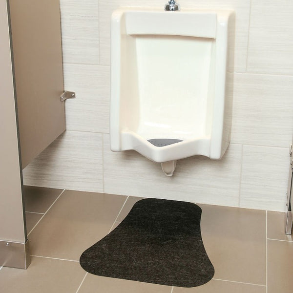 PIG® Urinal Mat with Adhesive Backing - GRP7602