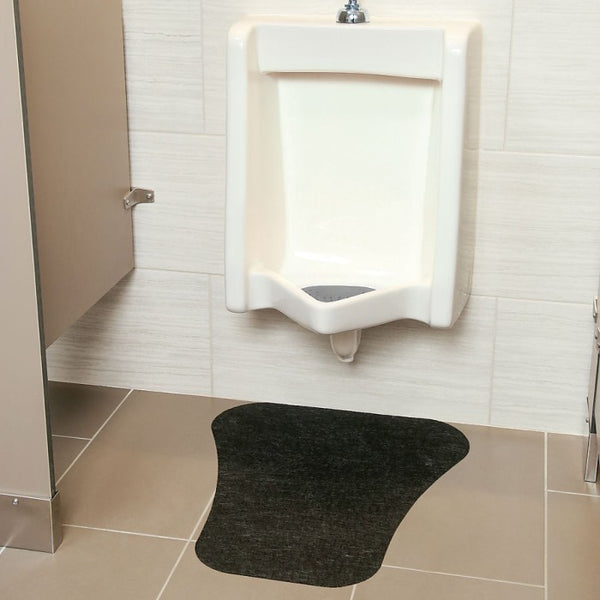 PIG® Urinal Mat with Adhesive Backing - GRP7002