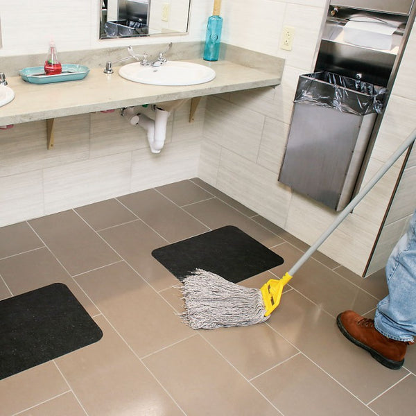 PIG® Sink & Dryer Mat with Adhesive Backing - GRP7606