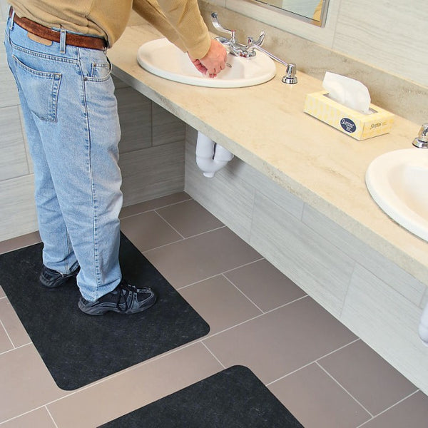 PIG® Sink & Dryer Mat with Adhesive Backing - GRP7007