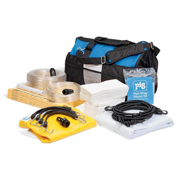 PIG® Leak Diverter Combination Kit for Roofs & Pipes - TLS671