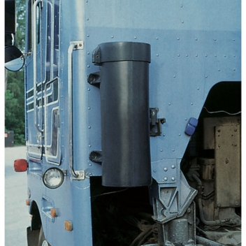 PIG® Empty Truck-Mount Container - PAK572
