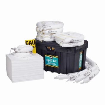 PIG® Oil-Only Truck Spill Kit in Storage Box - KIT434