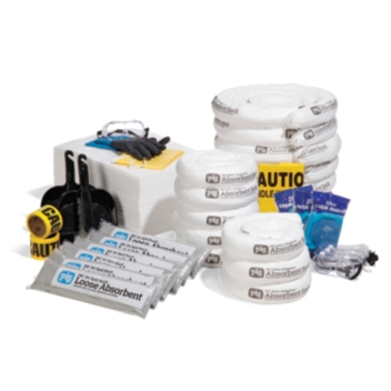 Refill for PIG® Fuel Station Spill Kit in Overpack - RFL4002
