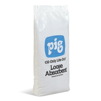 PIG® Oil-Only Lite-Dri® Loose Absorbent - PLP410