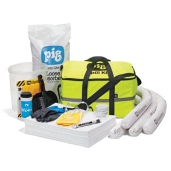 PIG® Oil-Only Truck Spill Kit in Tote Bag - KIT625