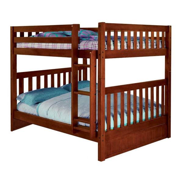 Abigail Full over Full Bunk Bed Custom Kids Furniture