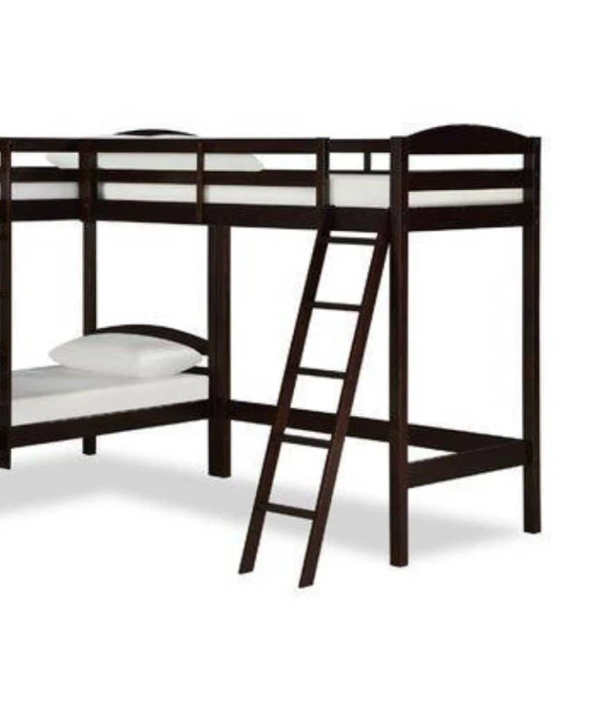 Allison Twin Triple Bunk Bed Custom Kids Furniture