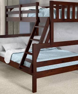 Austin Twin over Full Bunk Bed Custom Kids Furniture