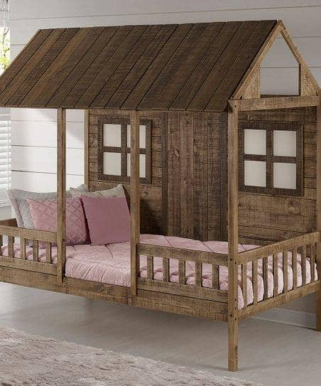 Brianna Cottage Loft Bed Custom Kids Furniture