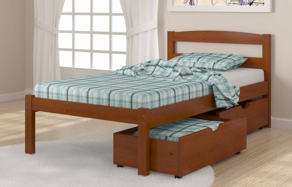 Chase Kids Bed with Underbed Storage Custom Kids Furniture