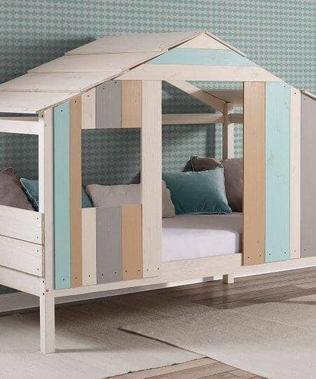 Cora Beach House Loft Bed Custom Kids Furniture