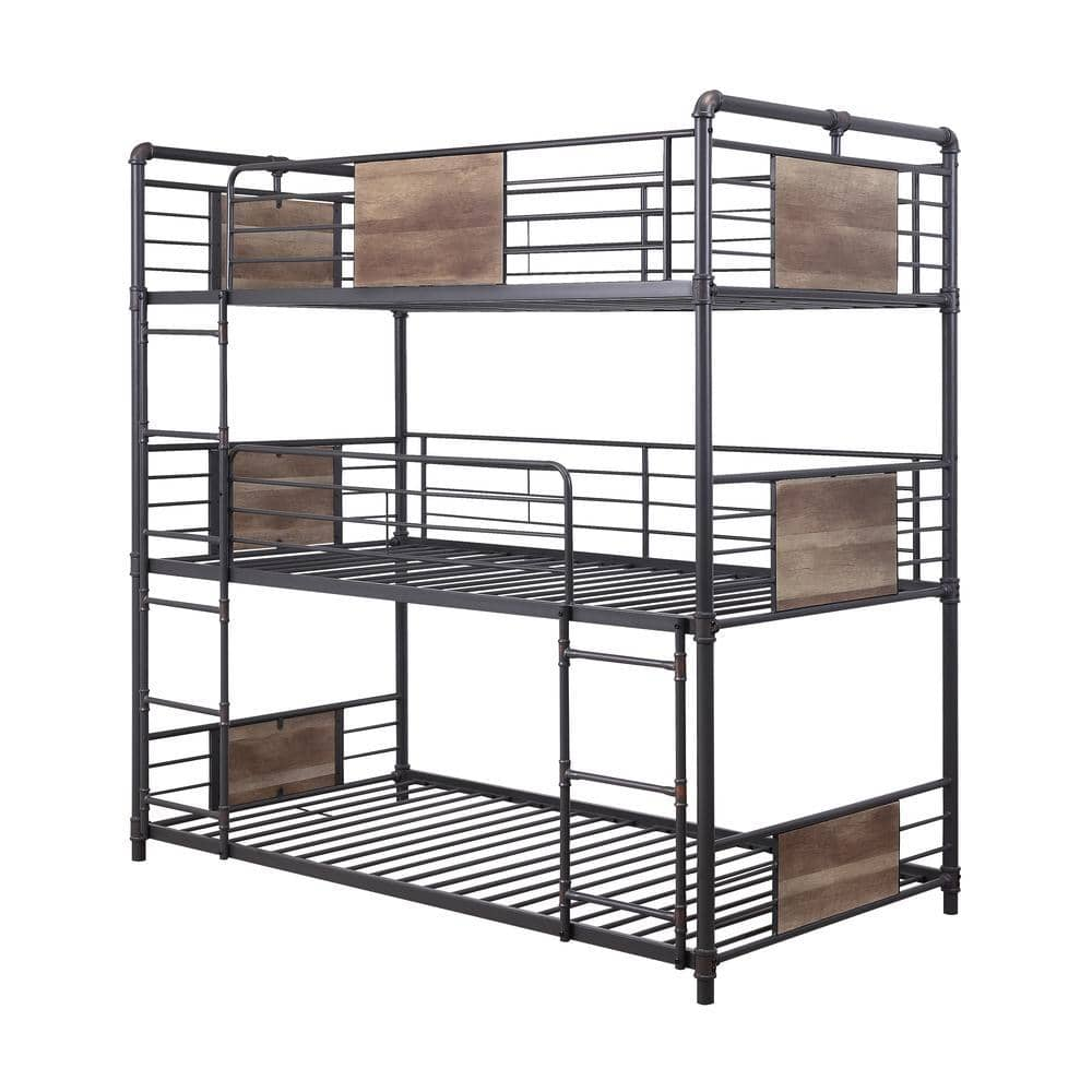 Evelyn Triple Bunk Bed Custom Kids Furniture