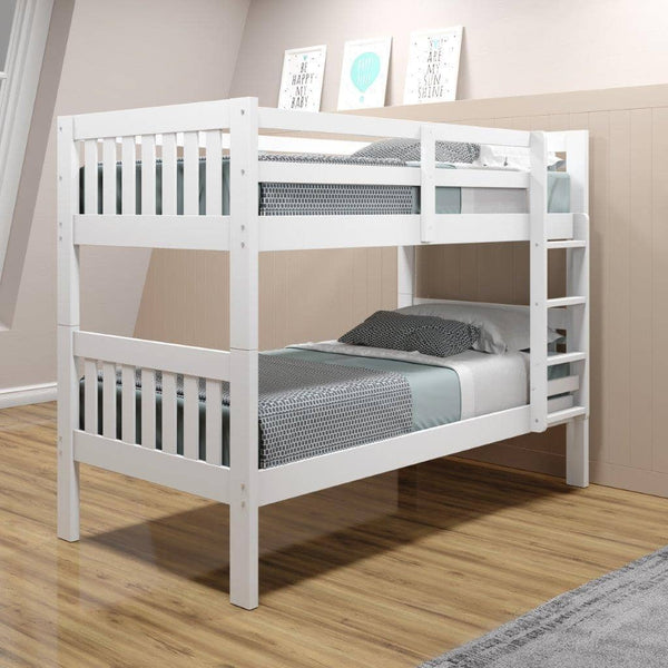 Gavin Modern Twin Bunk Bed Custom Kids Furniture