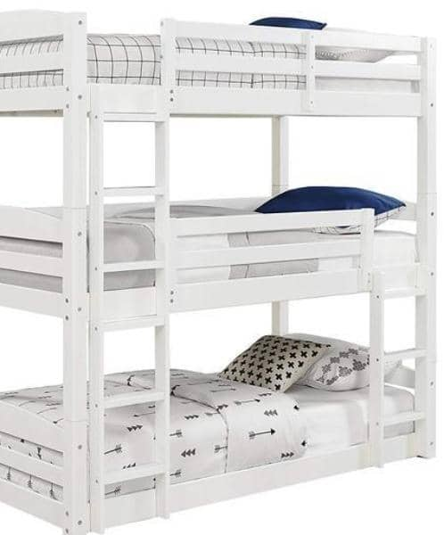 Jaxon Triple Bunk Bed Custom Kids Furniture