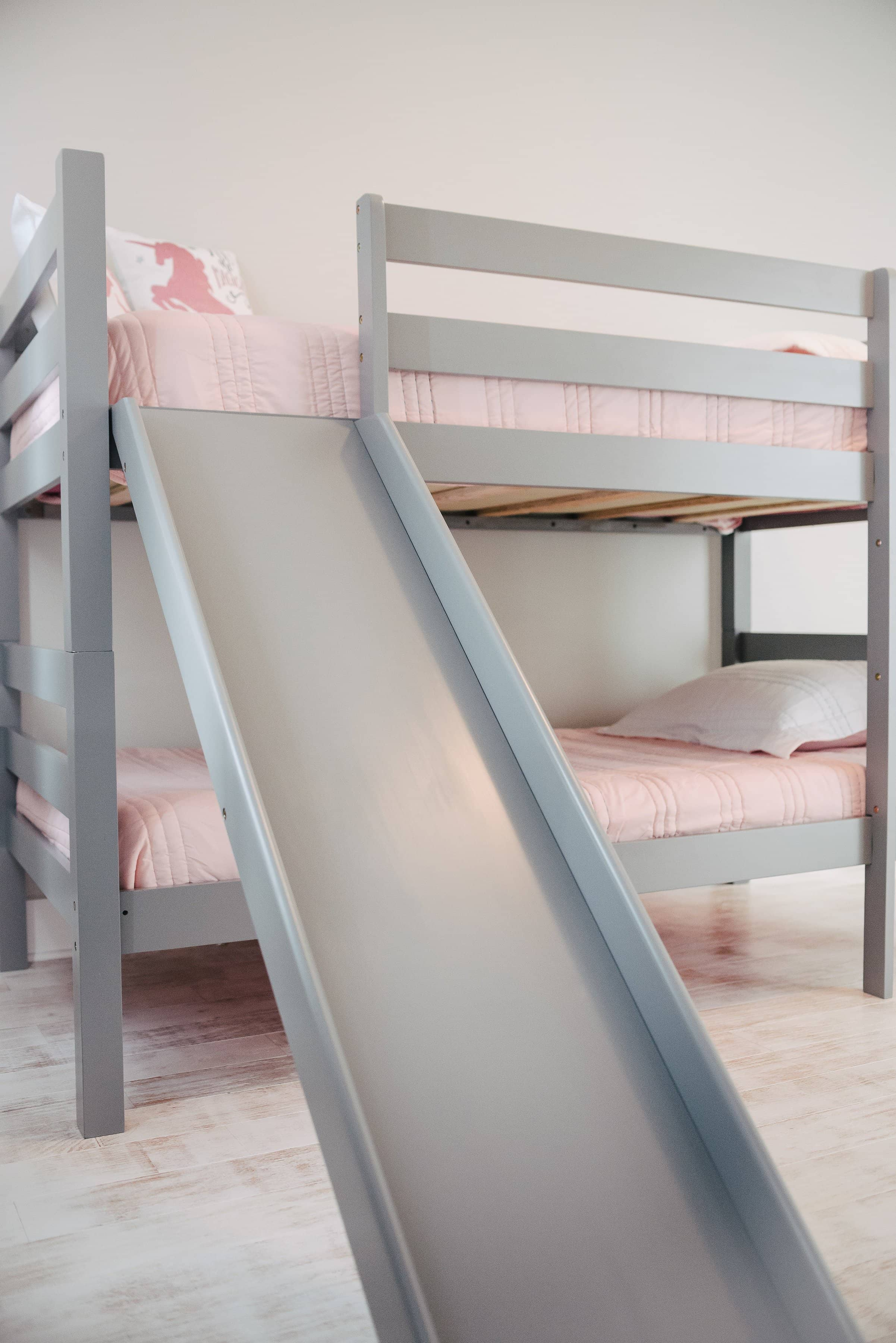 Bunk Bed With Slide For Sale Online Custom Kids Furniture