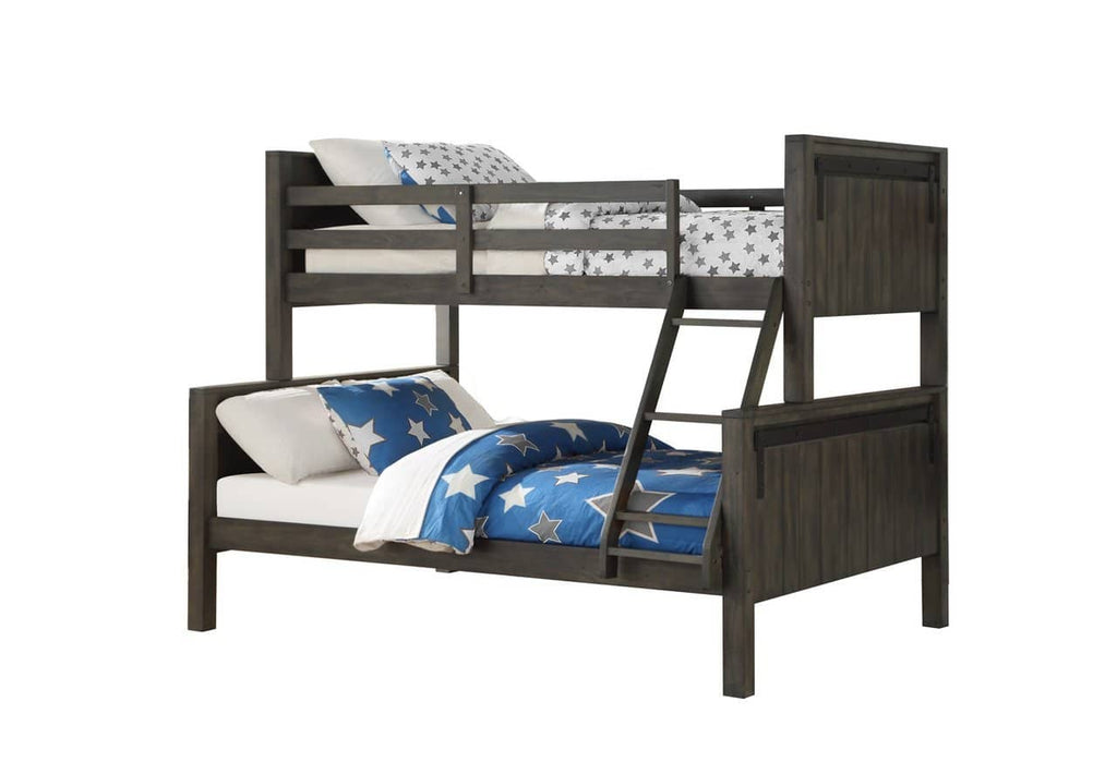 Mac Modern Bunk Bed Custom Kids Furniture