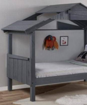 Nico Summer Camp Loft Bed Custom Kids Furniture