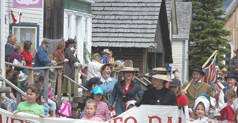 Barkerville Historical Location