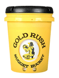 Yellow Gold Rush Nugget Bucket - Gold Rush Nugget Bucket  - 1