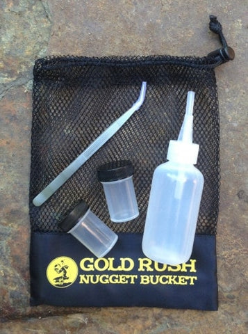 Clean-Up Kit - Gold Rush Nugget Bucket  - 2