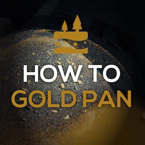 How To Gold Pan