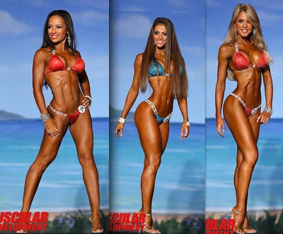Tips to successfully prepare for a bikini fitness competition by Jo Prosser