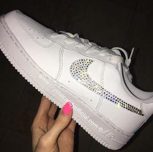 Crystal Nike Air Force 1