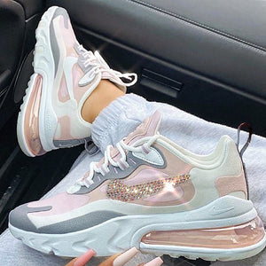 Crystal Nike Air Max 270 React