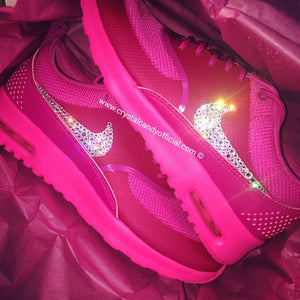 Crystal Nike Thea in Pink