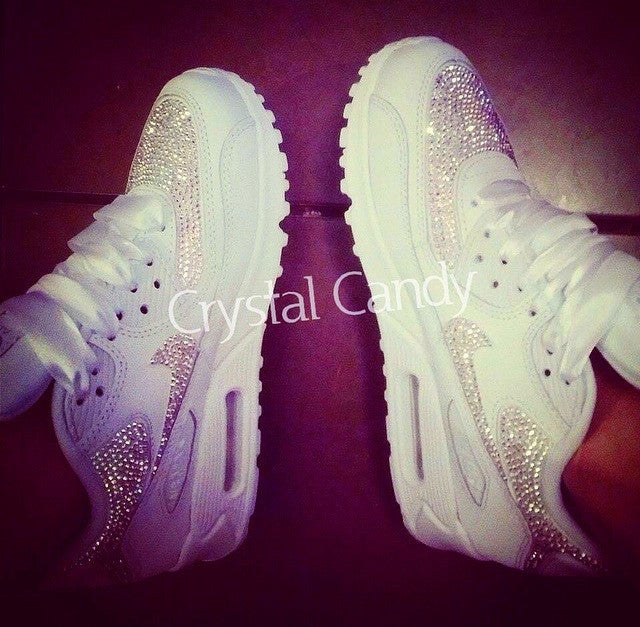 Max Crystal White 90's Air Nike In Crystallised fully gqqE1F