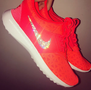 Crystal Nike Juvenate in Neon Orange