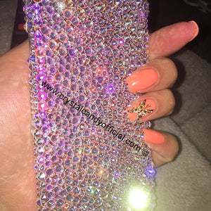 Crystal Phone Case (iPhone & Samsung)