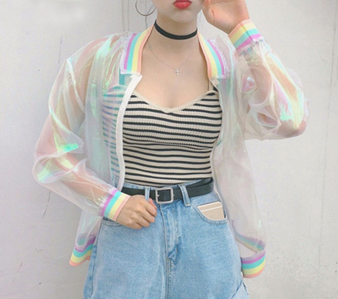 Holographic Transparent Bomber