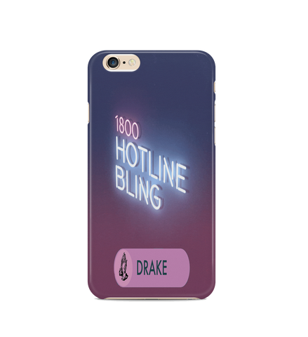 1800 Hotline Bling Phone Case |IPhones & GALAXY |