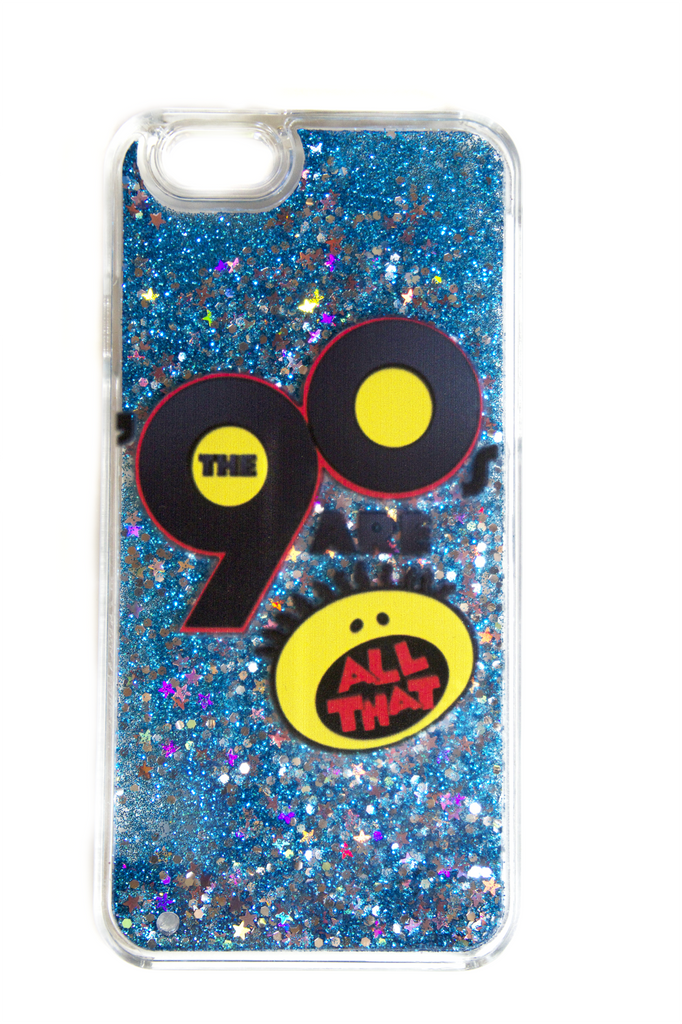 90s All That Liquid Glitter Case