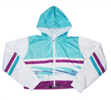 90's Cup Crop Windbreaker