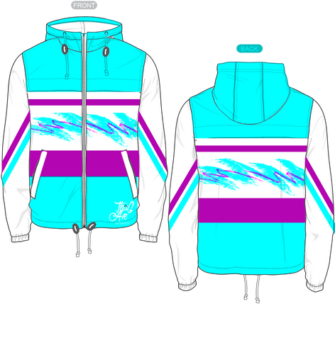 90s Cup Windbreakers